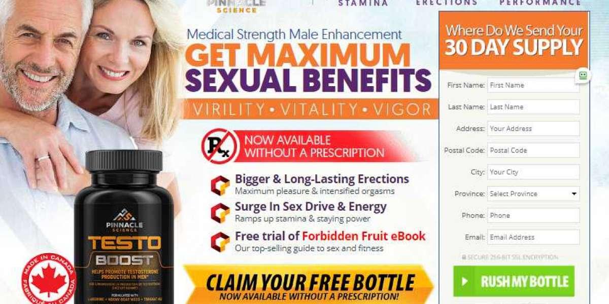 Pinnacle Science Male Enhancement Reviews, Ingredients, Side Effects& Benefits.