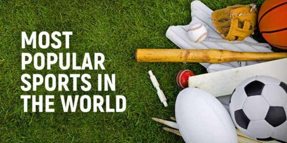 The World's Top ten Best Famous Participatory Sports