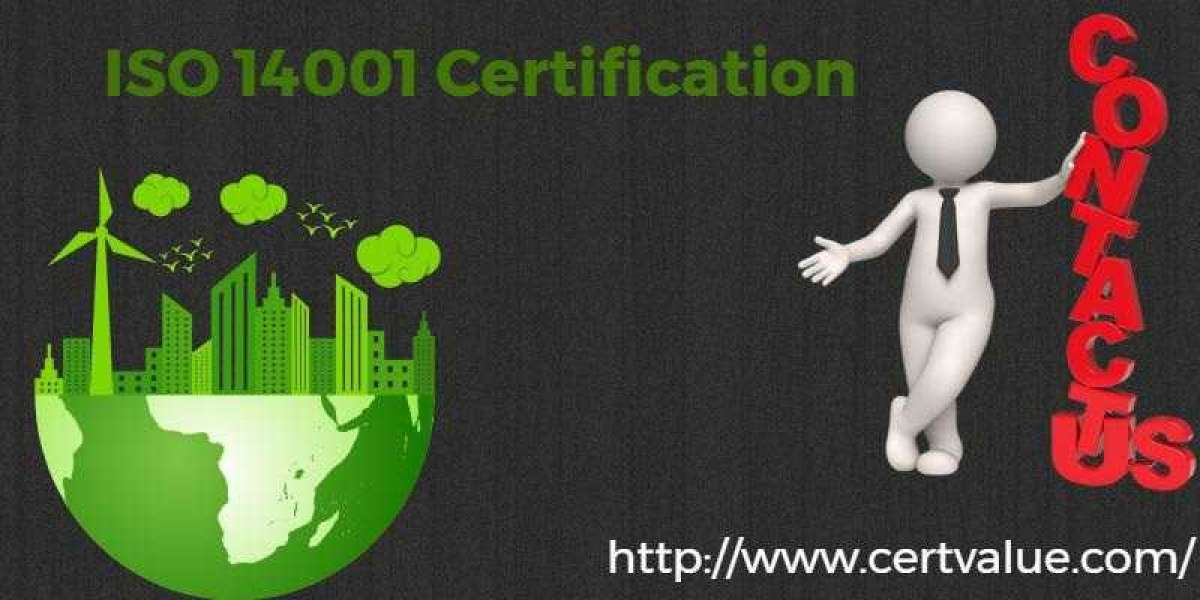 How can a food business benefit from ISO 14001 certification in Qatar?