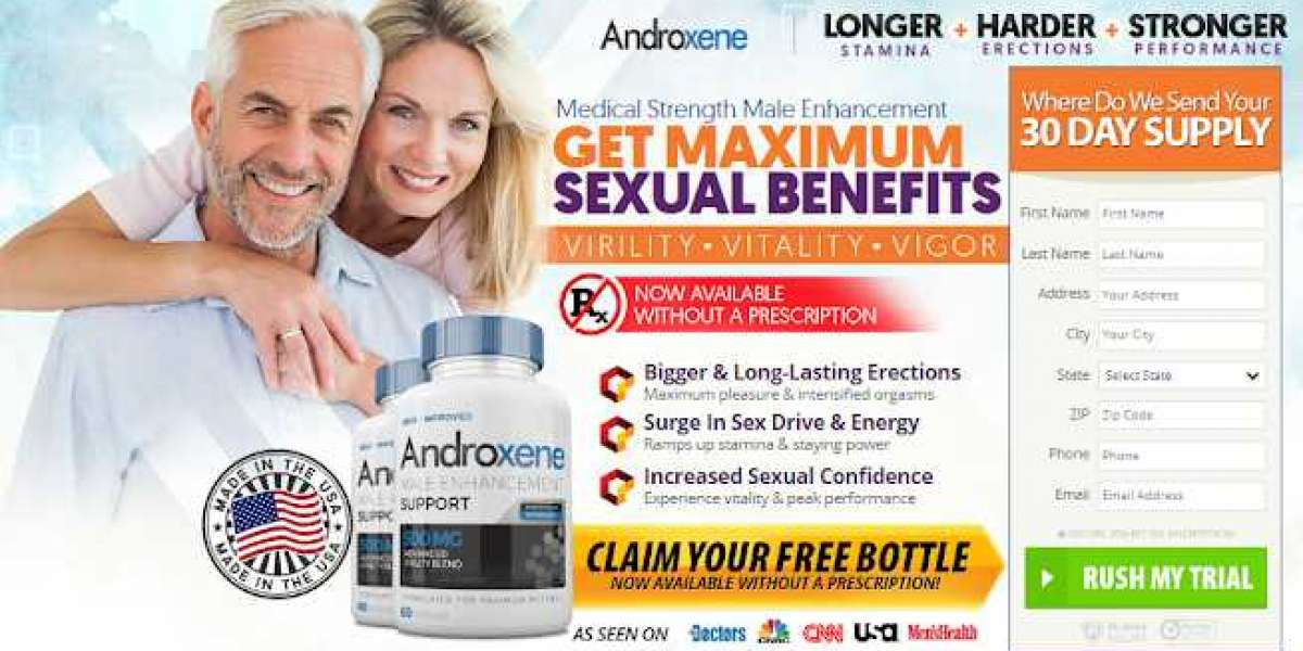 Androrexin Male Enhancement Reviews; Ingredients & Benfits