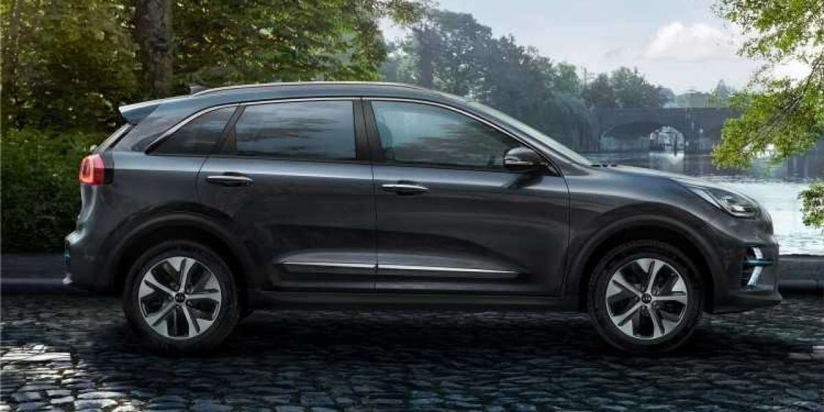 """The Kia e-Niro earned the title of """"Best electric small SUV"""""""
