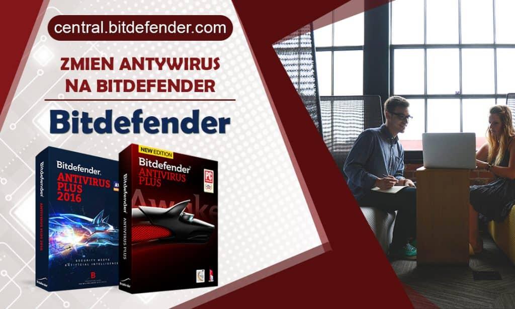 Bitdefender Central - My Bitdefender Login | central.bitdefender.com