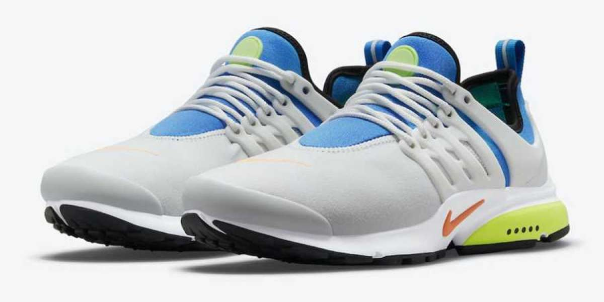 Variety of low-key colors! Did you choose this pair of New Nike Air Presto?