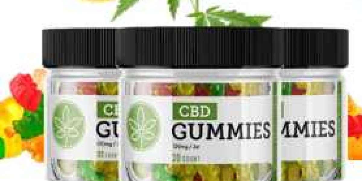 Strawberry CBD Gummies for wellbeing