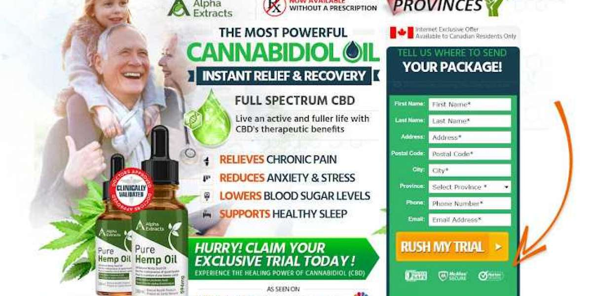 Alpha Extracts CBD OIL Price & Where To Buy In Canada