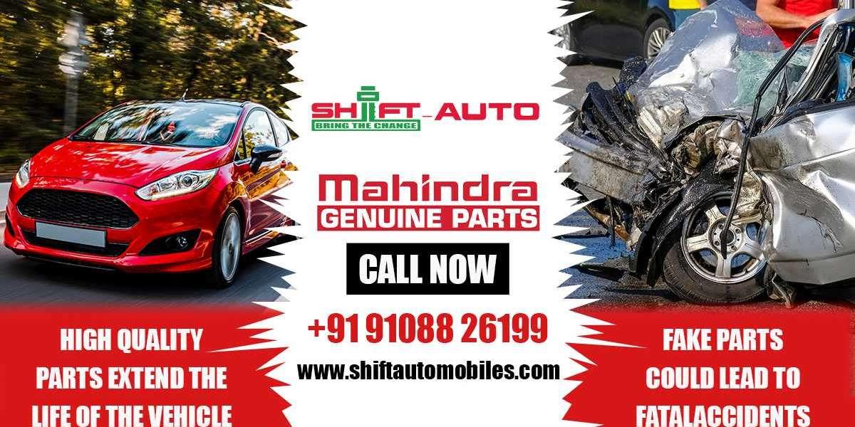 Mahindra Spare Parts Dealer – Shiftautomobiles