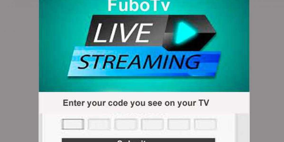 FuboTv Connect Enter Code