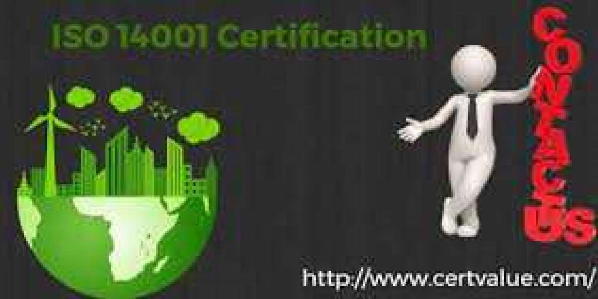 How can ISO 14001 help improve a company's total quality management?