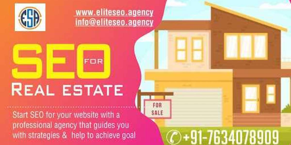 Top Real Estate SEO Company in India